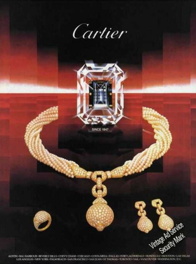 Vintage Jewelry And Watches Ads Of The 1980s Page 4