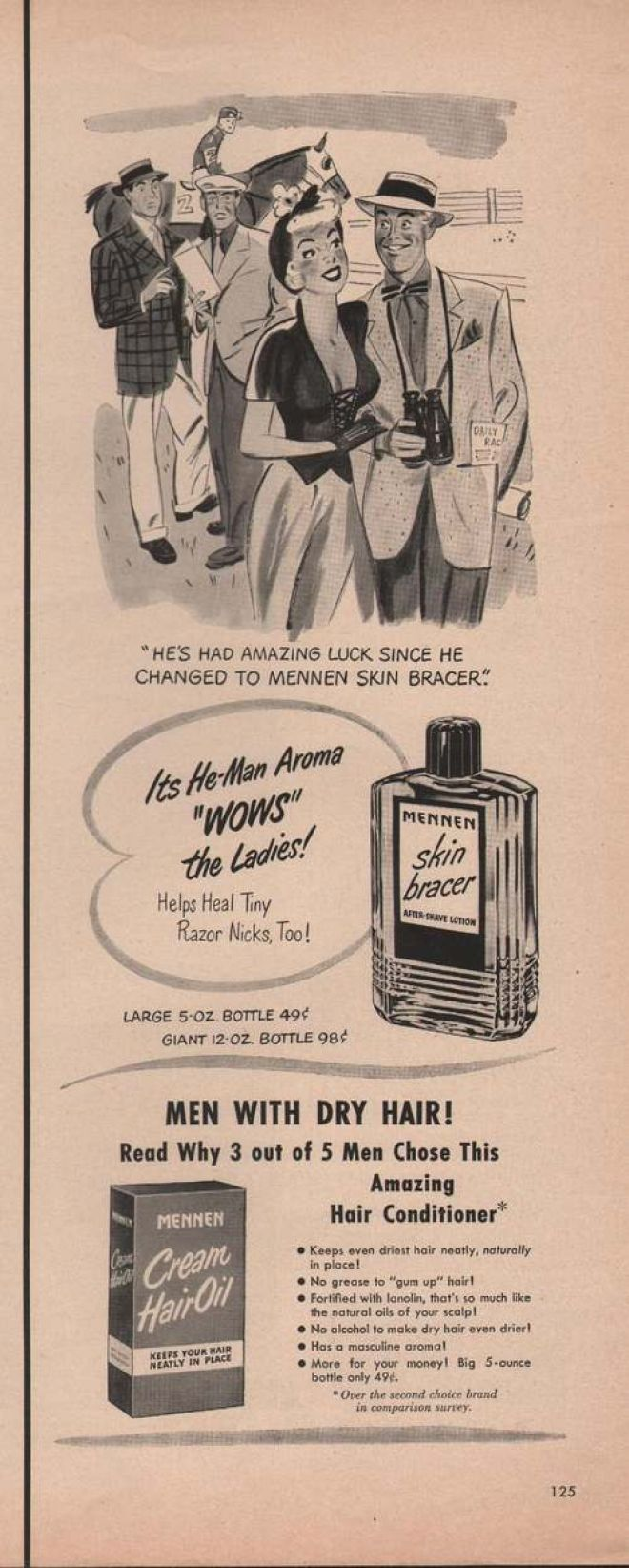 Vintage Beauty And Hygiene Ads Of The 1940s Page 24