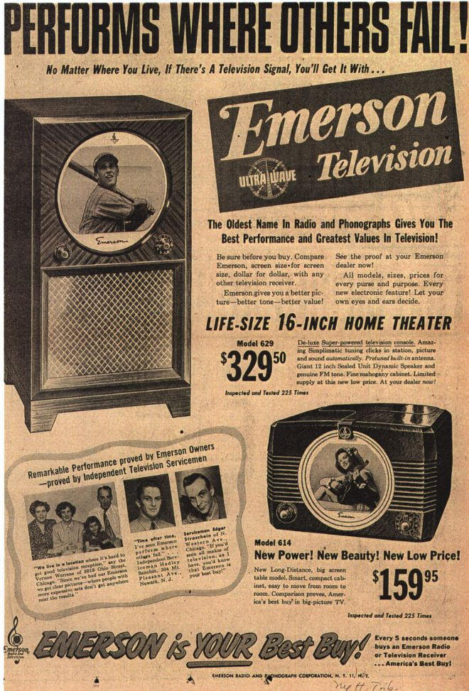 New Years Eve And Television in addition Construction 25W Single Ended Class A Tube   Circuit Diagram EL156 L60295 also Philo Farnsworth Inventor Of Television additionally Motorola 100 Schematic Radio Craft June 1935 besides 65. on rca tube radio