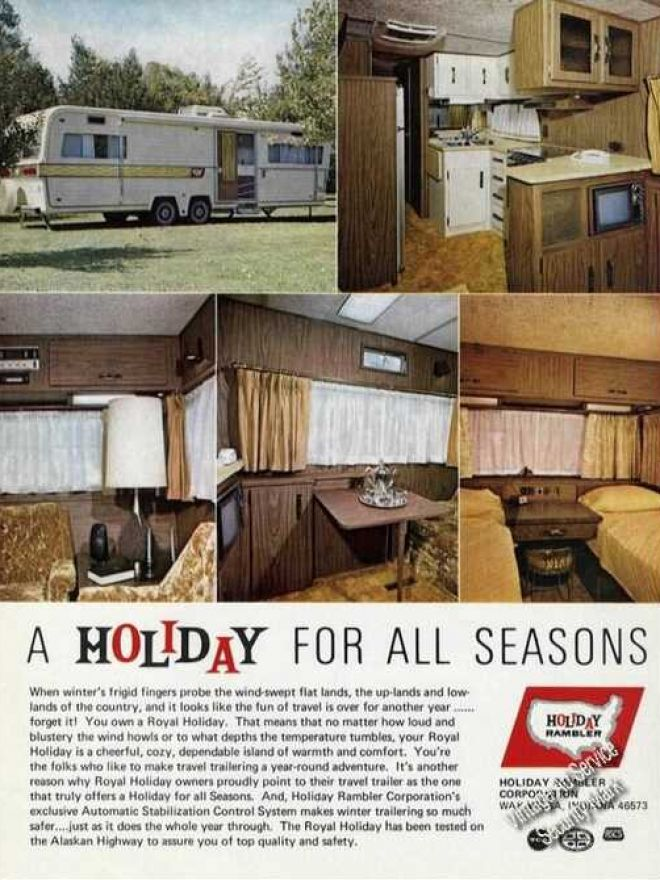 Shasta Indusries  Travel Trailer