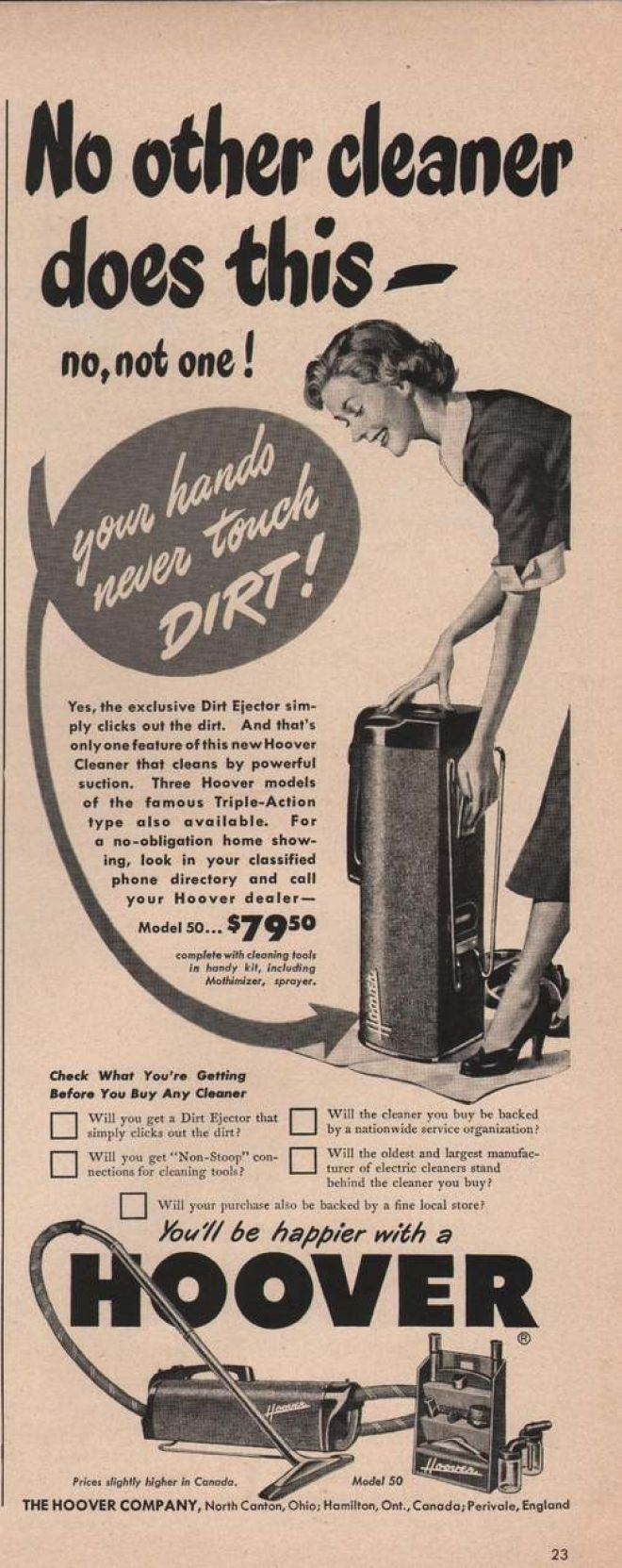 Vintage Household Ads Of The 1940s Page 49