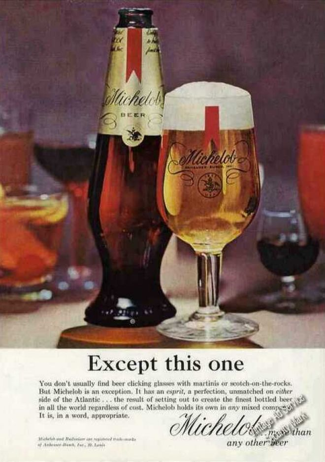 Vintage Alcohol Ads Of The 1960s  Page 12