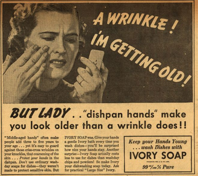 Vintage Beauty And Hygiene Ads Of The 1930s Page 18