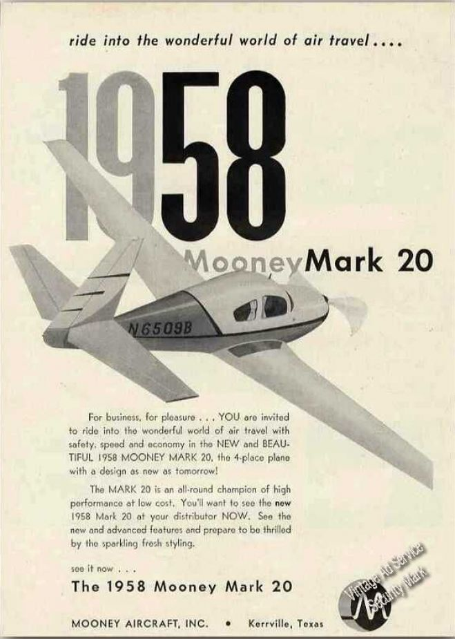 Vintage Airlines And Aircraft Ads Of The 1950s Page 31