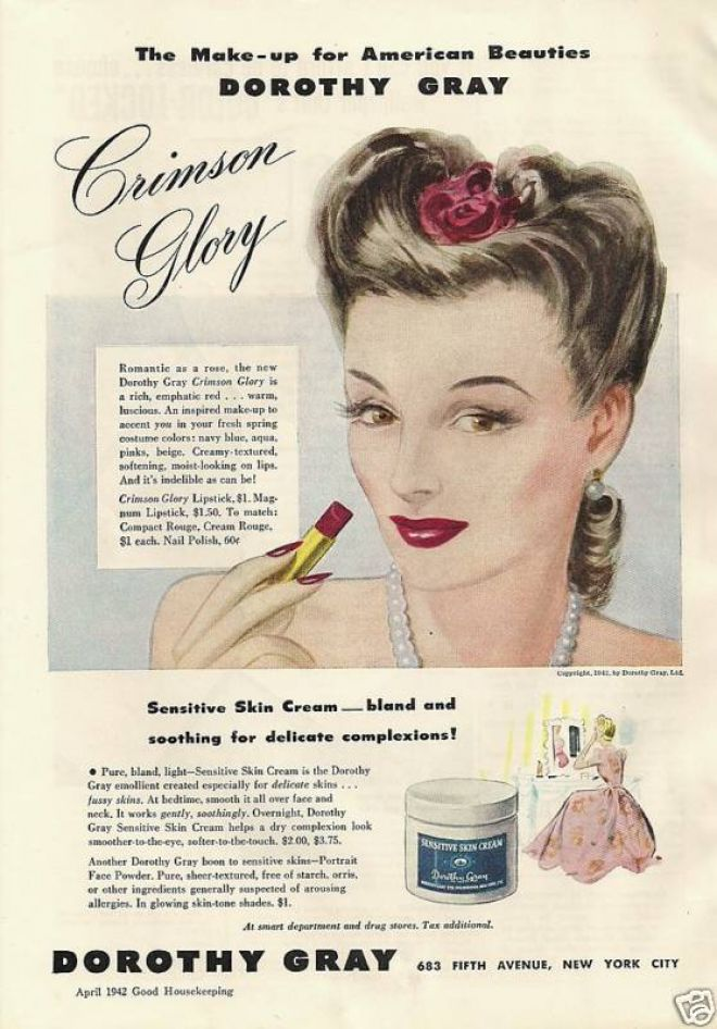 Vintage Beauty and Hygiene Ads of the 1940s (Page 82)