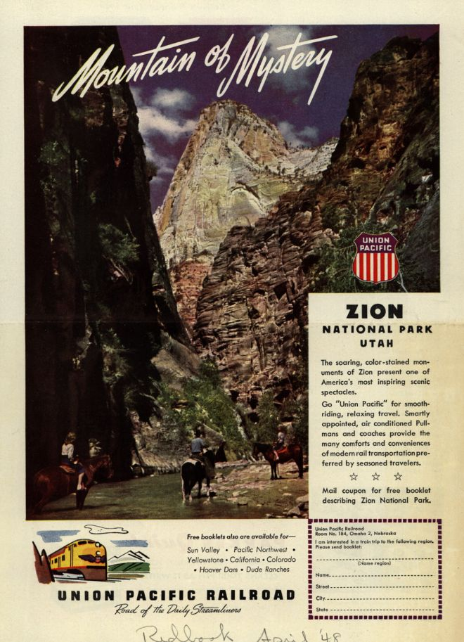 Vintage Transportation Ads Of The 1940s Page 15