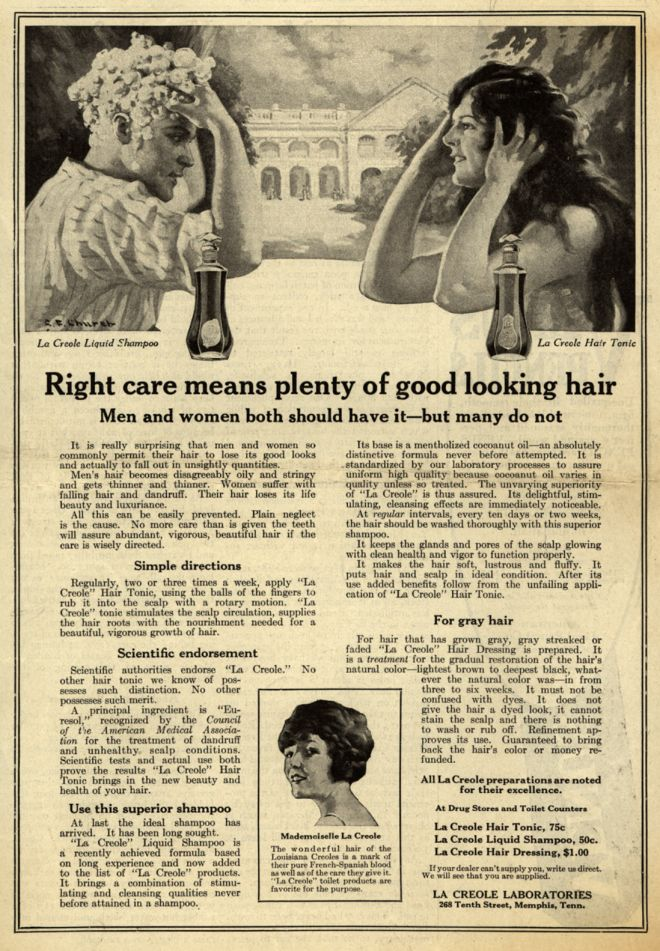Vintage Beauty and Hygiene Ads of the 1920s (Page 64)