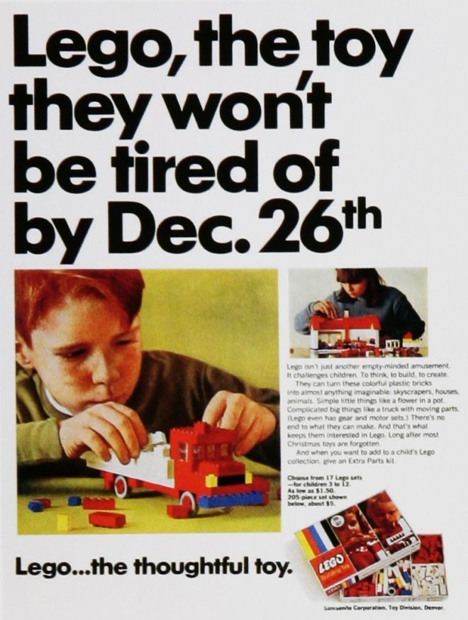 Vintage Toy Advertisements of the 1960s (Page 2)