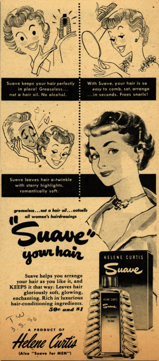 Vintage Beauty And Hygiene Ads Of The 1950s Page 28