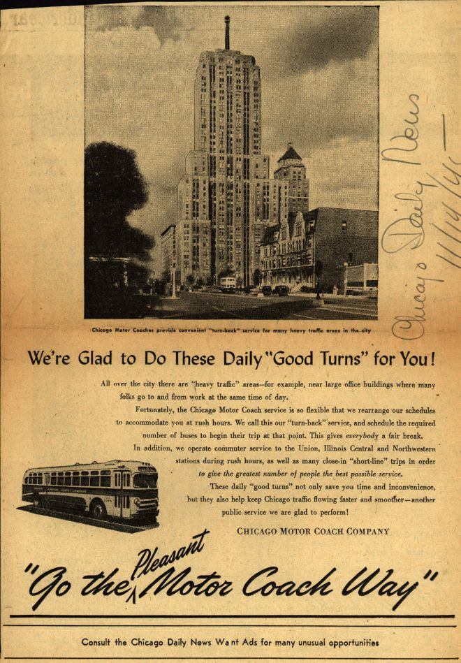 Vintage Transportation Ads Of The 1940s Page 146