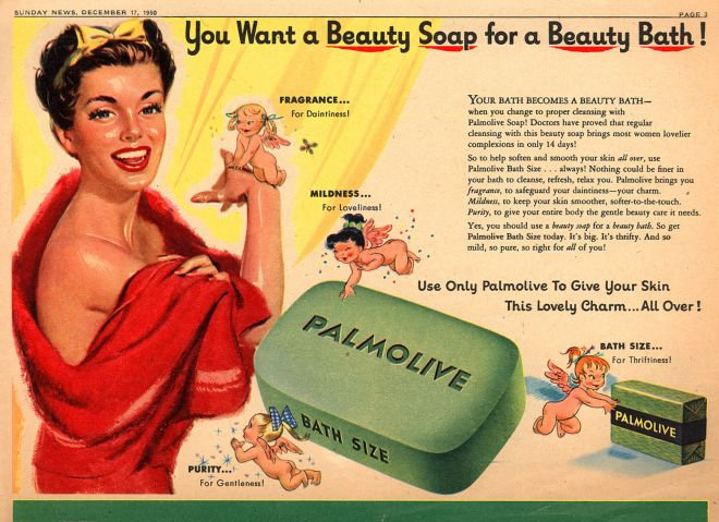 Vintage Beauty And Hygiene Ads Of The 1950s Page 53