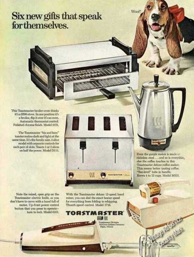 Vintage Household Ads Of The 1960s Page 24