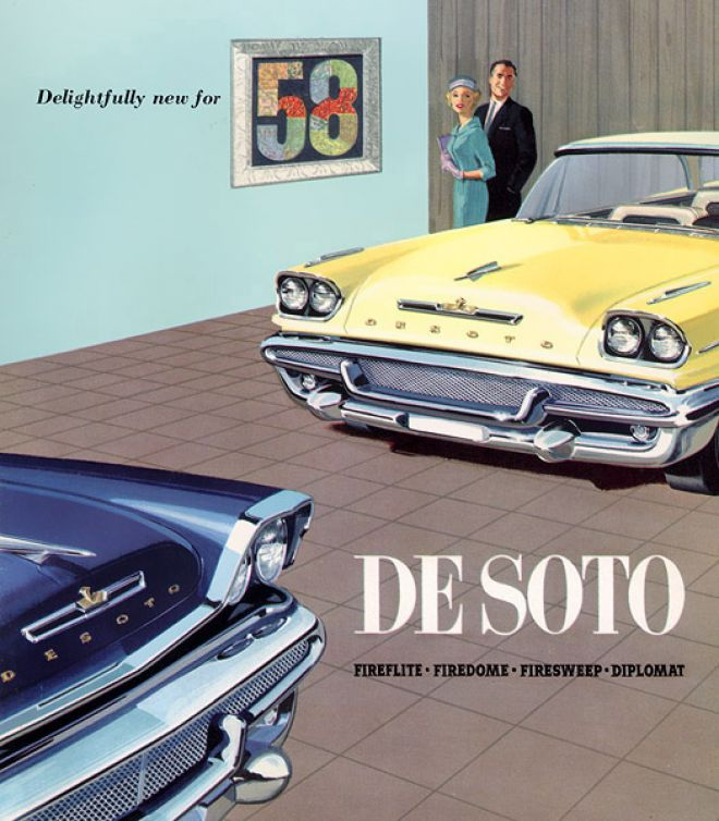 Vintage Car Advertisements Of The 1950s (Page 67