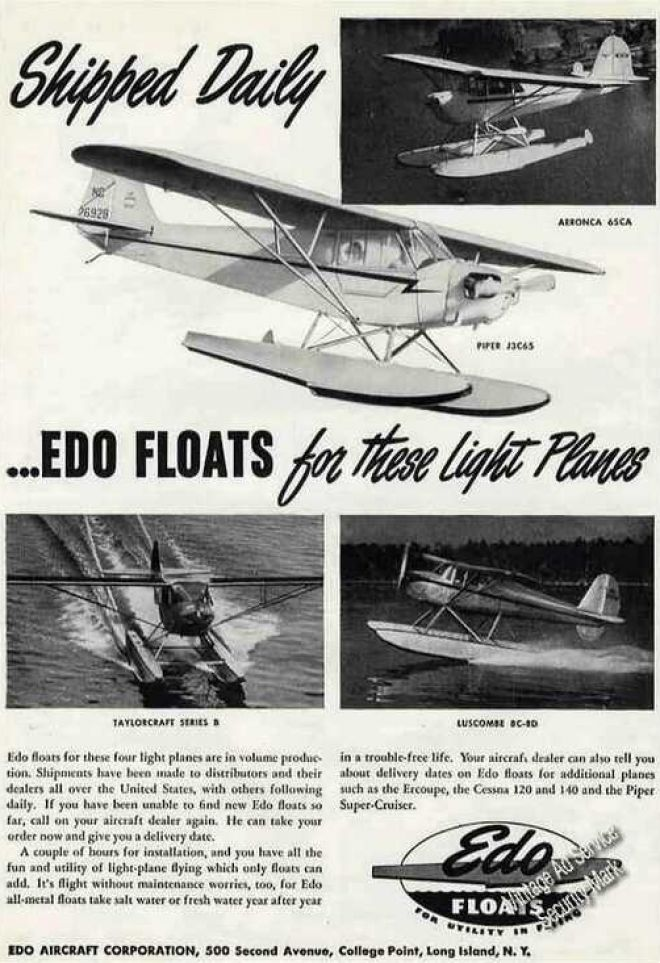 Vintage Airlines And Aircraft Ads Of The 1940s Page 63