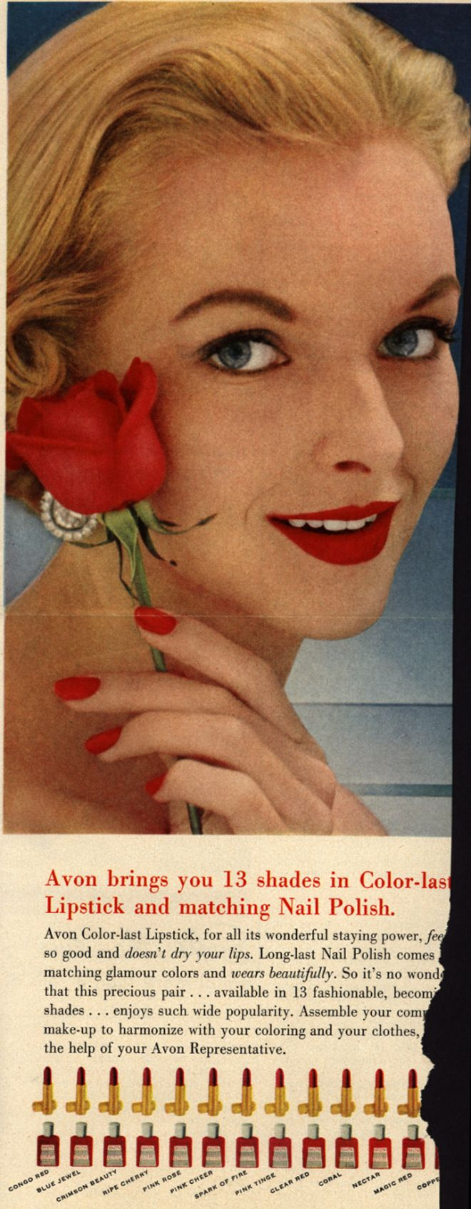 Vintage Beauty And Hygiene Ads Of The 1950s Page 21