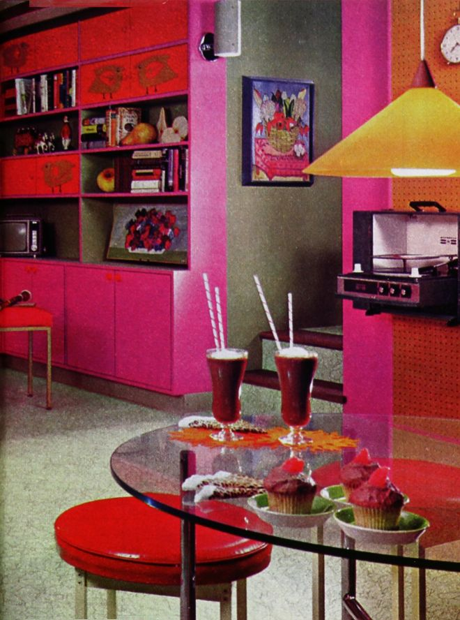 Furniture Ads Of The 1960s