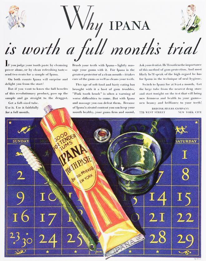 Vintage Beauty And Hygiene Ads Of The 1920s Page 15