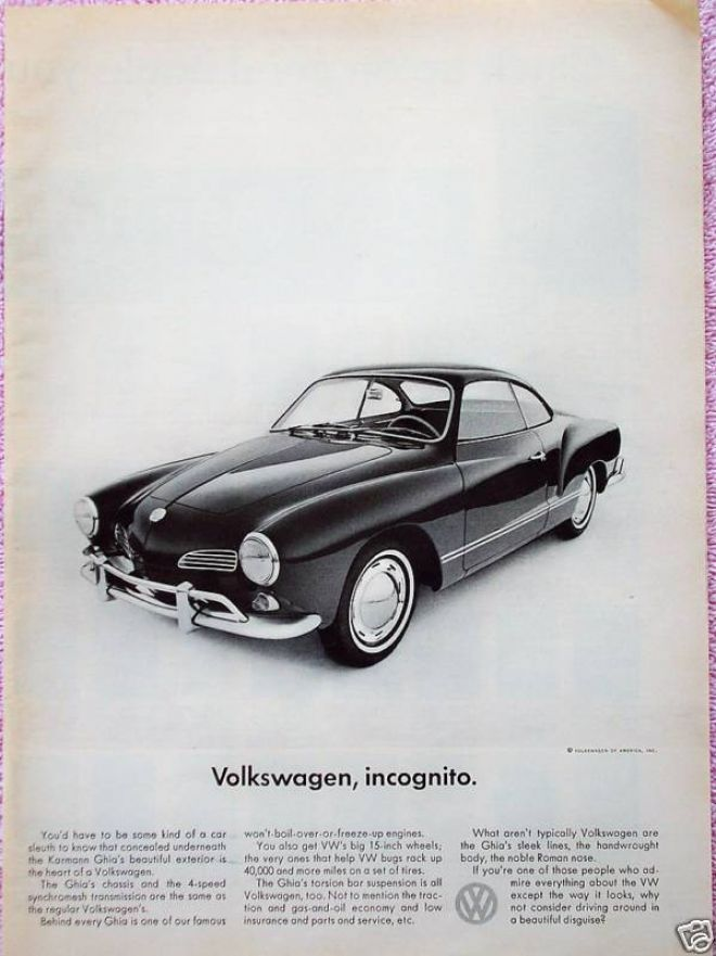1970 Vw Bus >> Vintage Car Advertisements of the 1960s (Page 94)