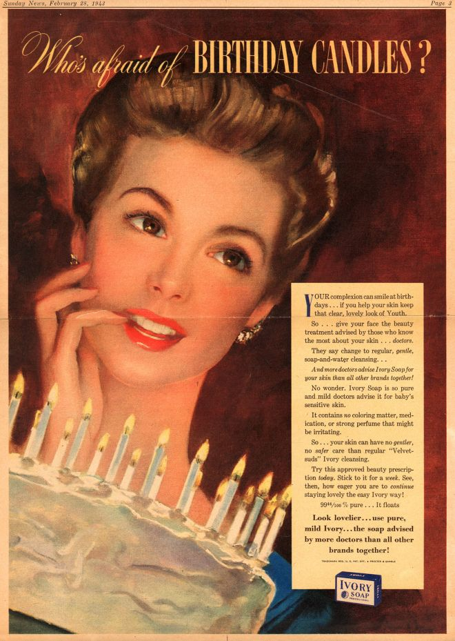 Vintage Beauty and Hygiene Ads of the 1940s (Page 118)