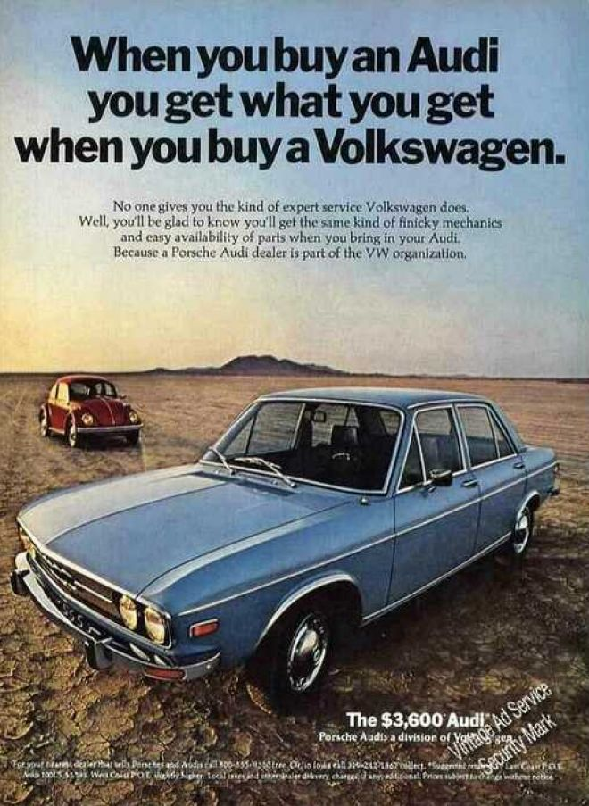 Vintage car advertisements of the 1970s page 3
