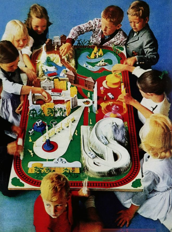 Old Toys From The 1960 : Vintage toy advertisements of the s