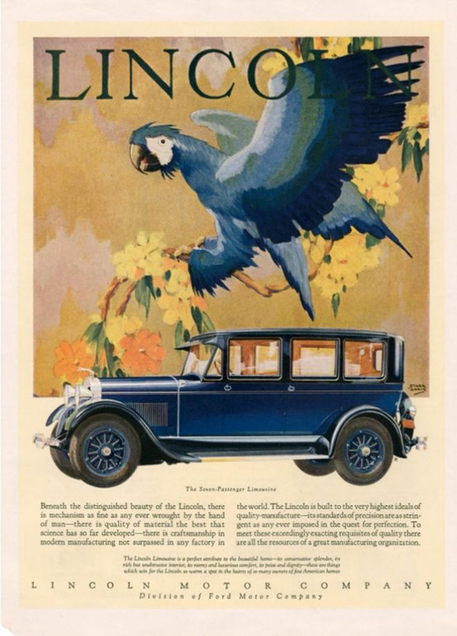 Vintage Car Advertisements Of The 1920s Page 64