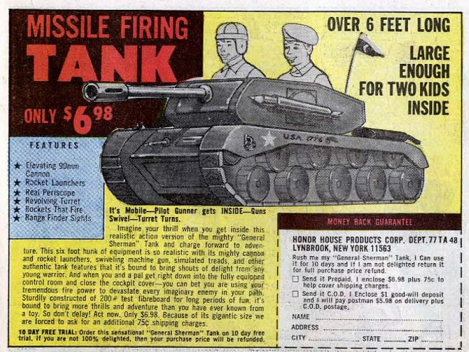 Vintage Toy Advertisements Of The 1960s Page 4