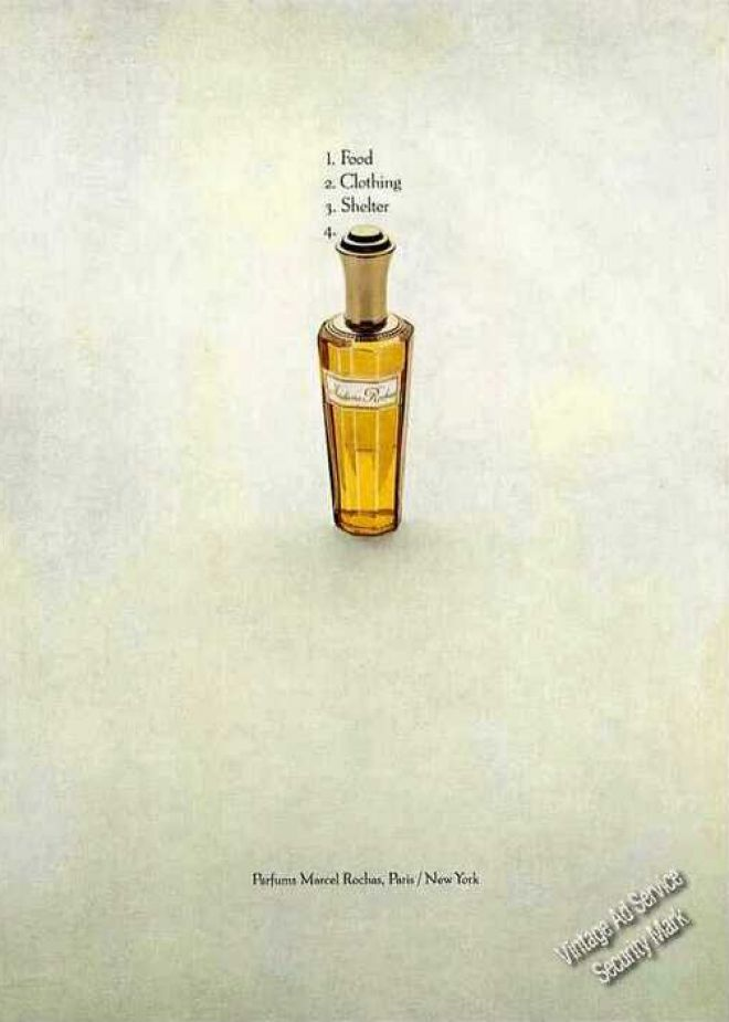 Vintage Perfume Ads Of The 1970s Page 4