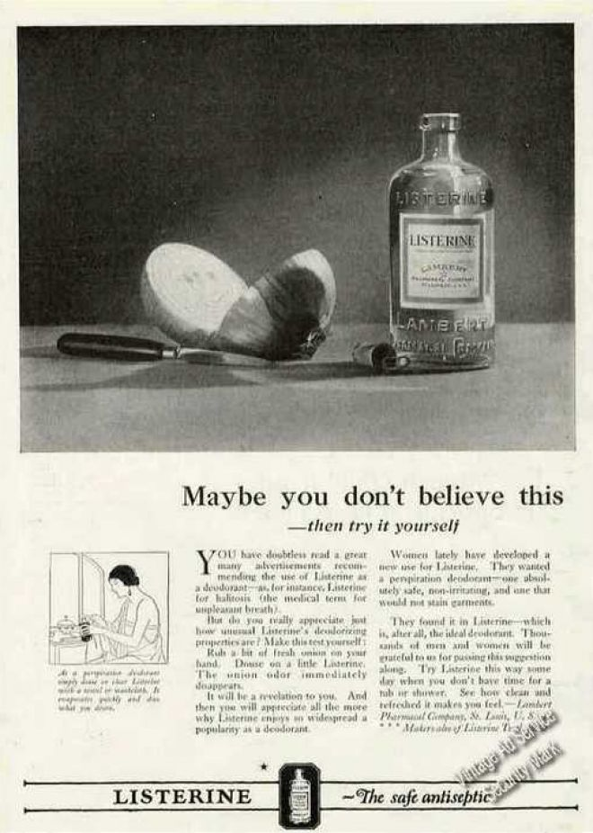 Vintage Beauty And Hygiene Ads Of The 1920s Page 13