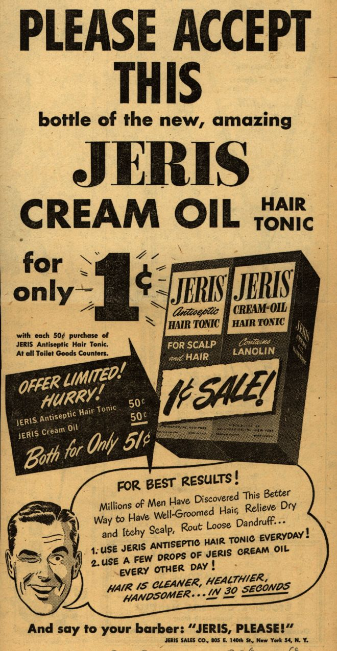 Vintage Beauty And Hygiene Ads Of The 1940s Page 126