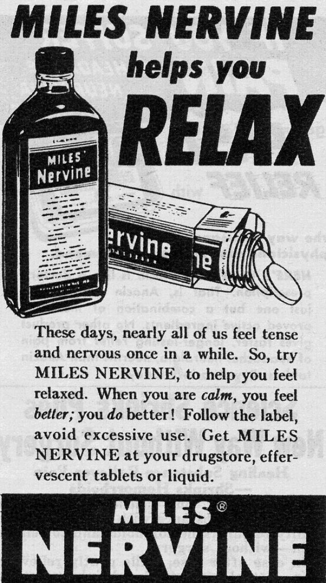 Vintage Medicine Ads Of The 1950s Page 13