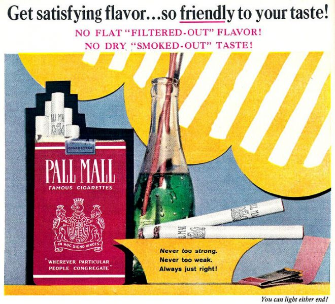 Vintage Tobacco/ Cigarette Ads Of The 1960s (Page 19