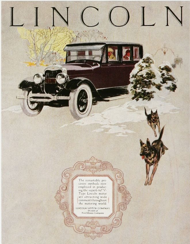 Vintage Car Advertisements Of The 1920s Page 25