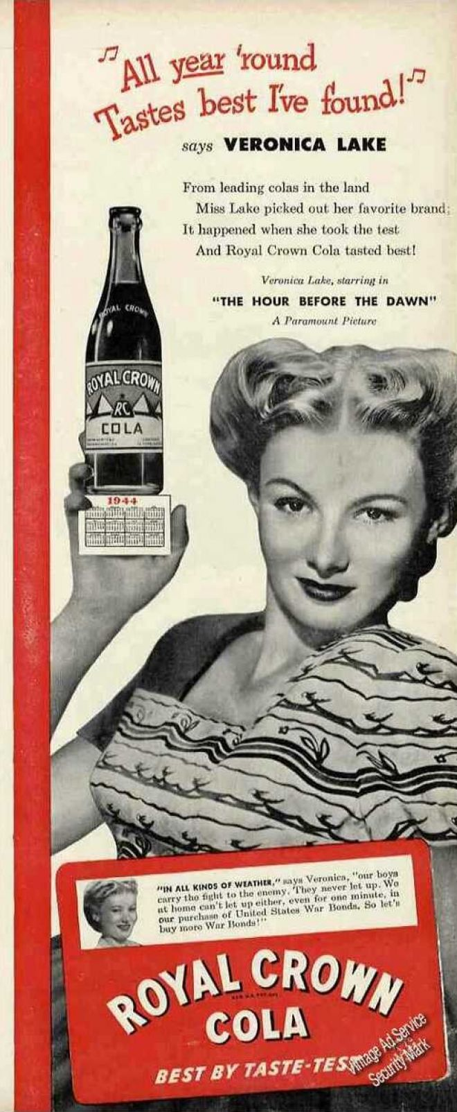 Vintage Drinks Advertisements Of The 1940s Page 55