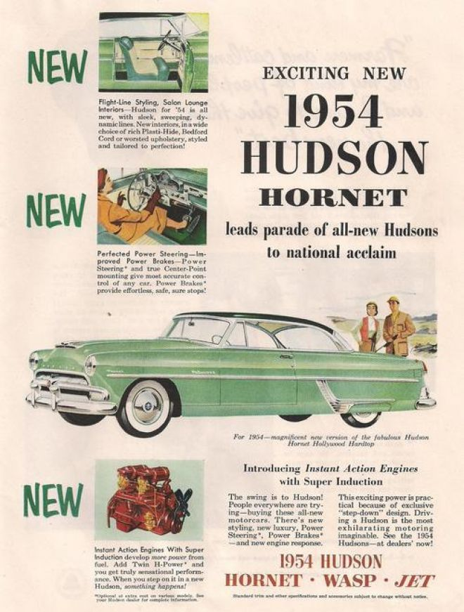 Vintage Car Advertisements of the 1950s (Page 171)