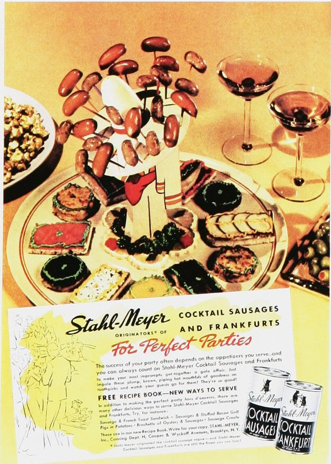 Vintage Food Advertisements Of The 1930s Page 28