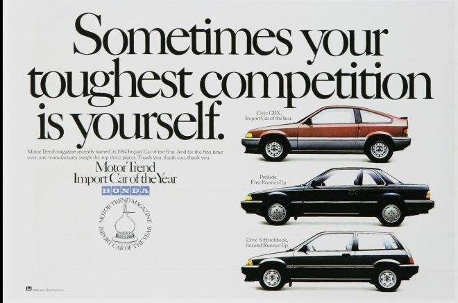 vintage car advertisements of the 1980s  page 17