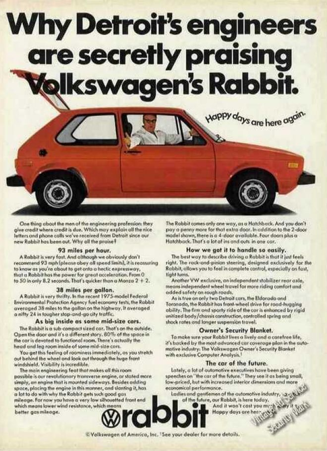 vintage car advertisements of the 1970s  page 4
