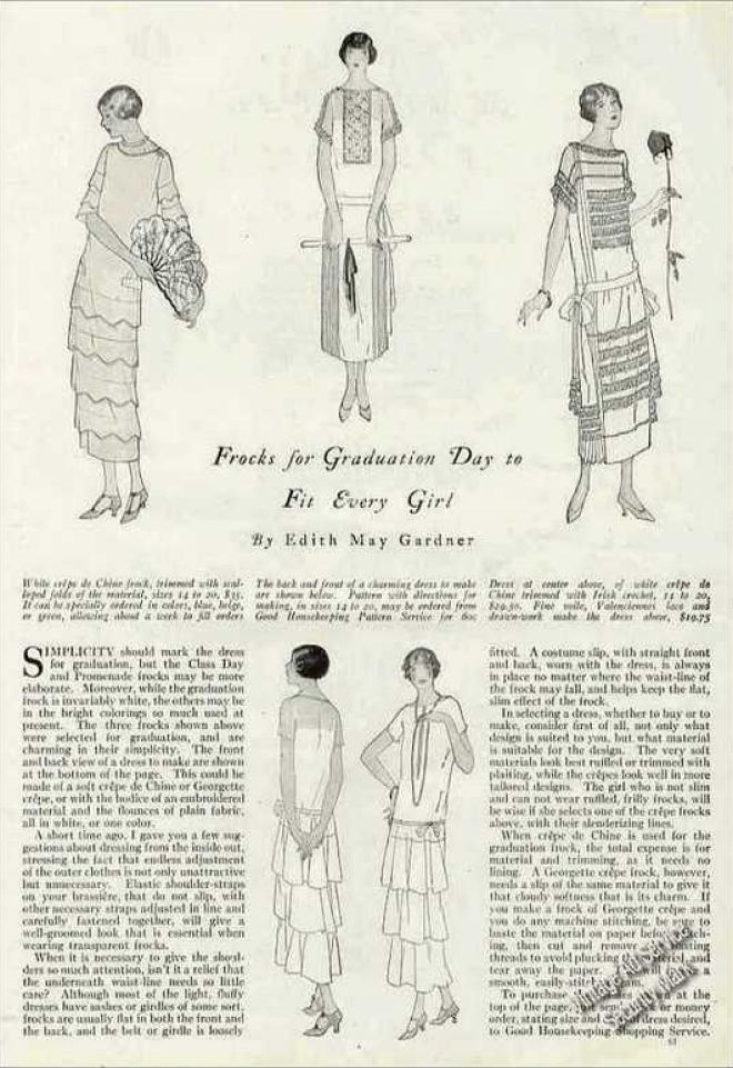 Vintage Clothes/ Fashion Ads Of The 1920s (Page 10