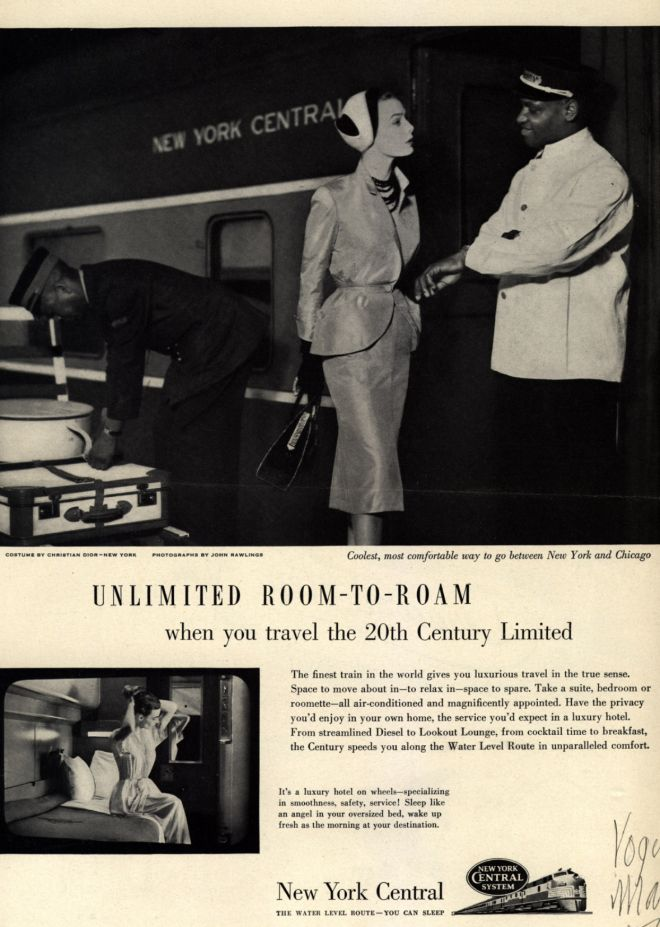 New york central system s 20th century limited unlimited for 20th century motor company
