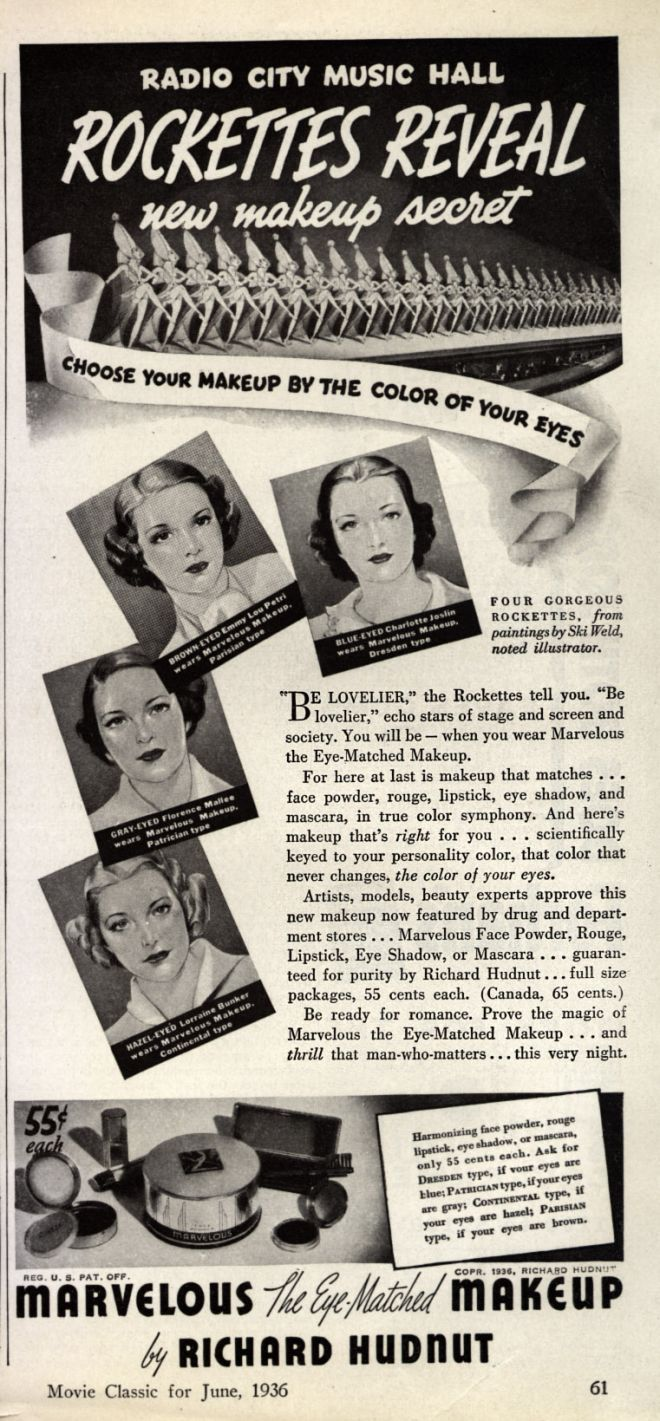 Vintage Beauty and Hygiene Ads of the 1930s Page 51