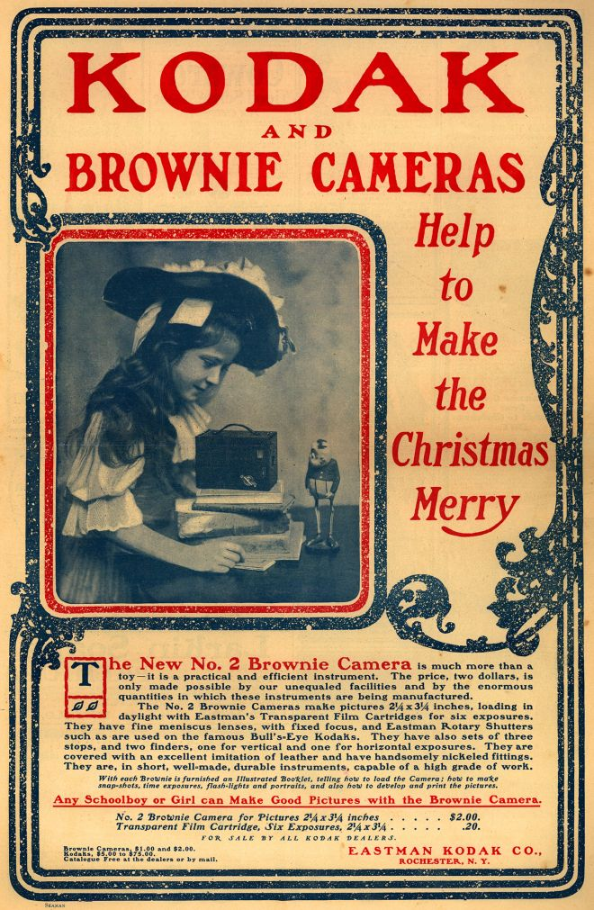 Vintage Xmas Advertisements of the 1900s (Page 2)