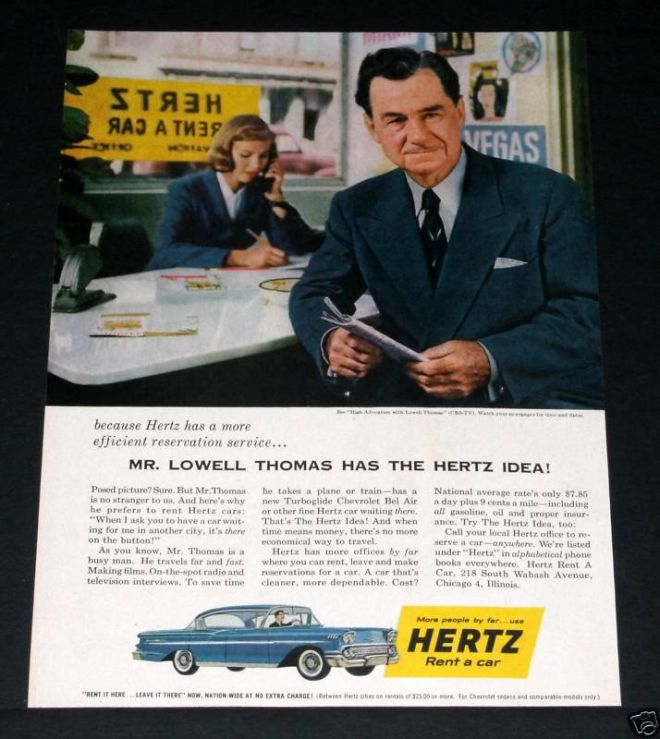Chevrolet Lowell: Vintage Car Advertisements Of The 1950s (Page 49