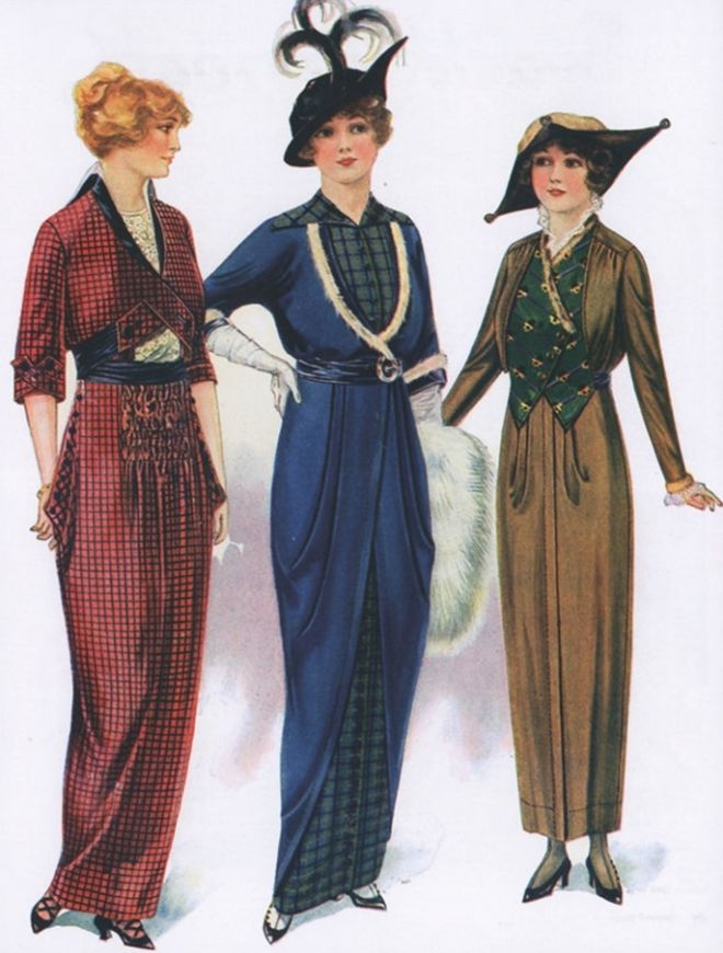 vintage clothes fashion ads of the 1910s page 9