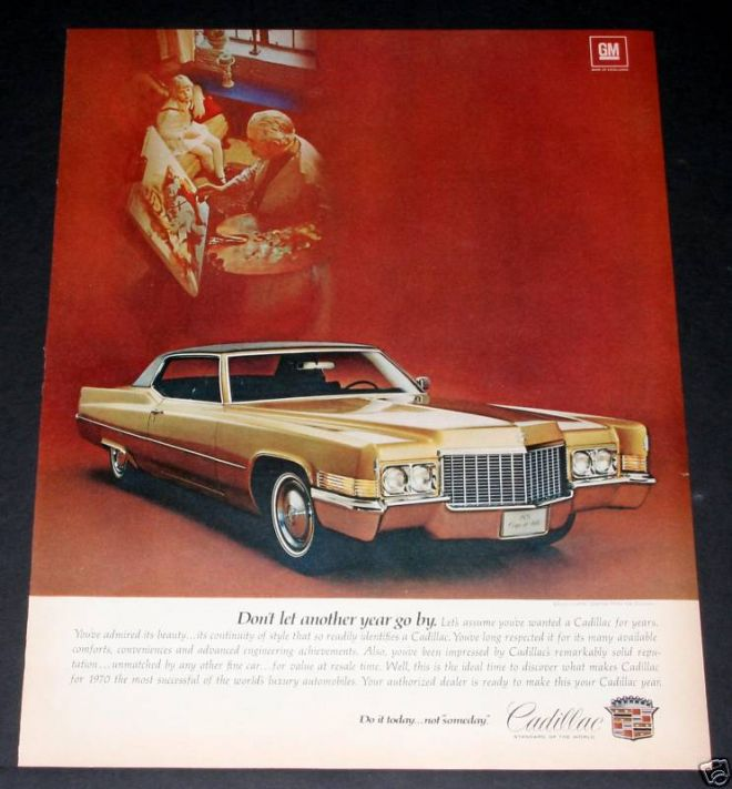 Vintage Car Advertisements Of The 1970s (Page 19