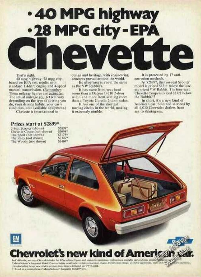 Vintage Car Advertisements of the 1970s (Page 91)