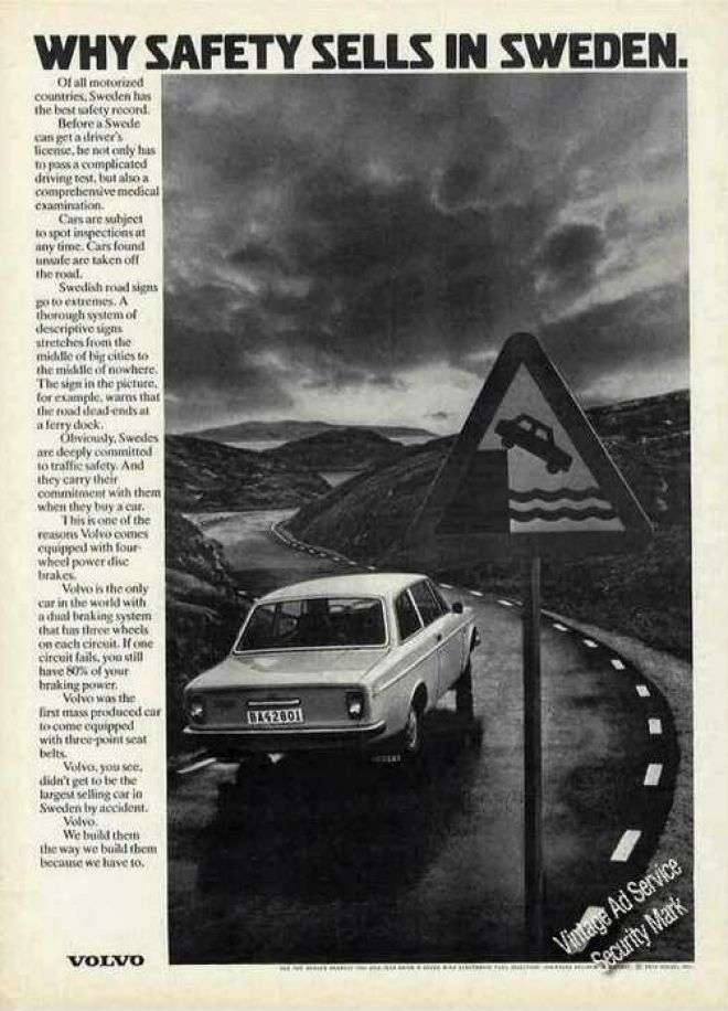 Vintage Car Advertisements Of The 1970s Page 26