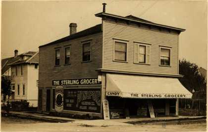 Sterling Grocery – The Sterling Grocery