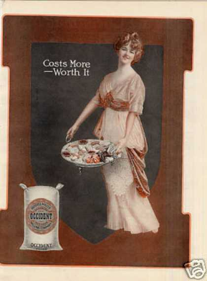 Occident Flour Color (1914)