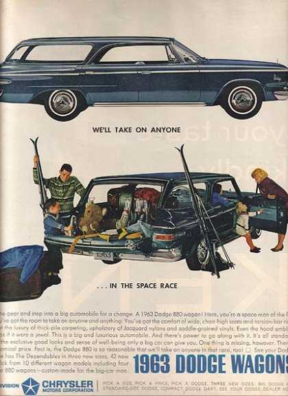 Chrysler's Dodge (1963)